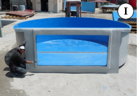 Dolphin Fiberglass Products Inc Tanks Ponds